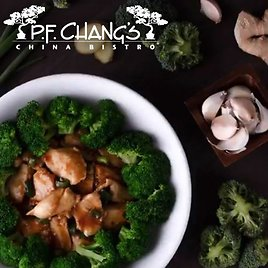 Free Ginger Chicken & Broccoli w/ Entrée Purchase