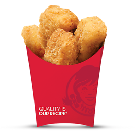 Free 4-Piece Chicken Nuggets w/ Any Purchase