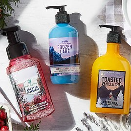 $2.40 Bath & Body Hand Soaps (Today Only!)