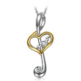 Amazon Deals MOM Necklace 925 Sterling Silver