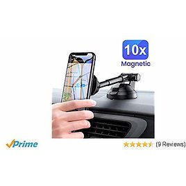 Magnetic Dashboard Car Holder At $11.89 @Amazon