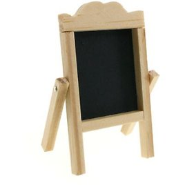 Miniatures Chalkboard Easel By ArtMinds