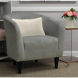 Mainstays Tub Accent Chair (Mult. Colors)