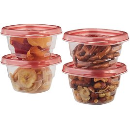 6-Pack Food Storage Containers