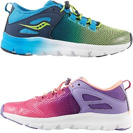 Saucony Kids' Fusion Running Shoes (4 Colors)