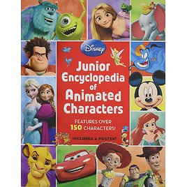 Disney Book Group Junior Encyclopedia of Animated Characters
