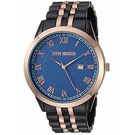 Roman Numeral Dial Link Watch SMW253