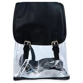 Stadium Approved Fashion Clear Backpack