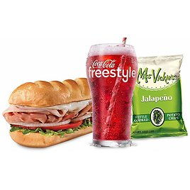 Free Firehouse Sub w/ Meal Purchase