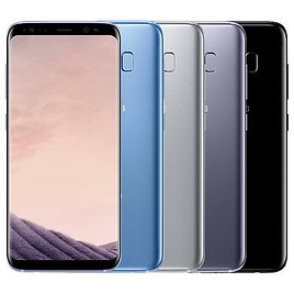 """Samsung G950 Galaxy S8 64GB Android """"Factory Unlocked"""" 4G LTE Smartphone"""