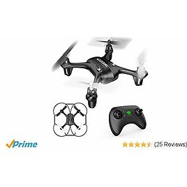 DROCON Falcon Mini Drone for Kids, RC Pocket Drone Friendly for Beginners with One Key Return, Headless Mode, Best Gift for Child