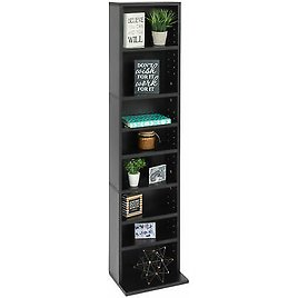 Best Choice Products 8-Tier Media Storage Tower