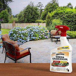 50% Off! Spectracide Weed & Grass Killer Ready-to-Use, 32-fl Oz