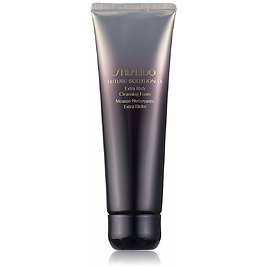 Shiseido Future Solution Lx Extra Rich Cleansing Foam for Unisex, 4.7 Oz.