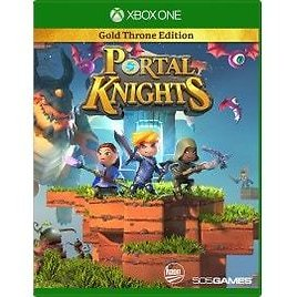 Portal Knights Gold Throne Edition for Xbox One