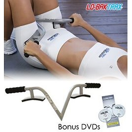 Lo-Back Trax Portable Spinal Traction Device
