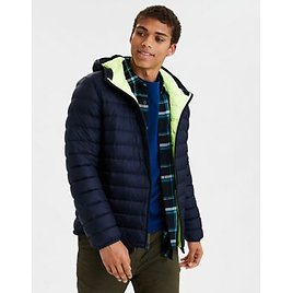 AMERICAN EAGLE - Packable Puffer Jacket