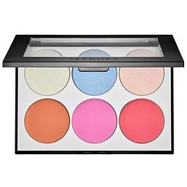 Holographic Face & Cheek Palette