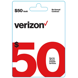 $5 Off $50+ Select Prepaid Phone Cards