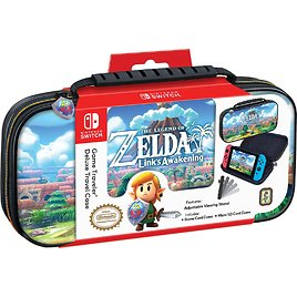 RDS Industries Game Traveler Deluxe Travel Case for Nintendo Switch NNS47