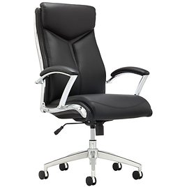 Realspace High-Back Executive Chair