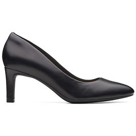 Calla Rose Black - Womens Heels - Clarks® Shoes Official Site   Clarks