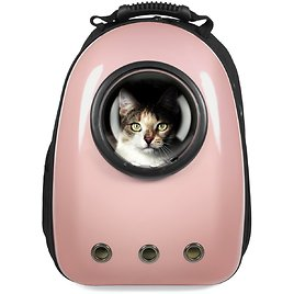 Bubble Window Pet Carrier Traveler Backpack for Cats, Dogs, Small Animals