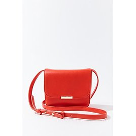 Small Structured Crossbody Bag