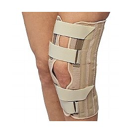 OTC Professional Orthopaedic Knee Support with Front Opening