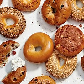 Free Coffee or Bagel Every Day in August!