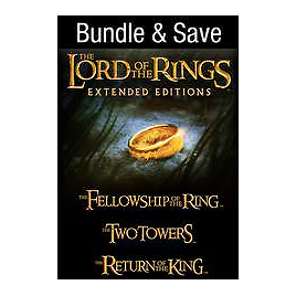 The Lord of the Rings Trilogy (Bundle)