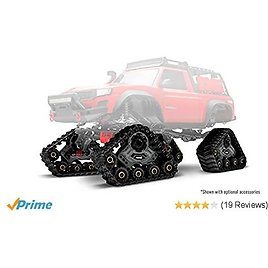 8880 - Traxxas, TRX-4 (4) (Complete Set, Front & Rear) for The Ultimated Traction