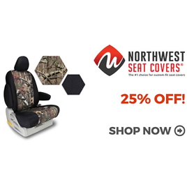 Ford F250 Northwest Seat Covers   RealTruck