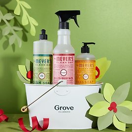 Free 4-Pc Mrs. Meyer's Gift w/ First Order