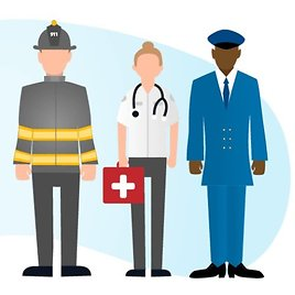 Best First Responder Offers for 9/11