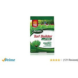Scotts 20220 Turf Builder Southern FoodFL-5,000 Sq. Ft. Lawn Fertilizer Protects Against Heat and Drought, 14.06 Lbs