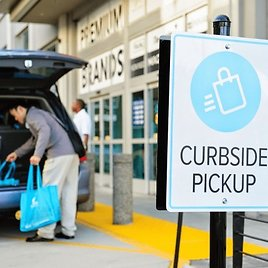 Retailers Offering Curbside Pickup Due to COVID-19