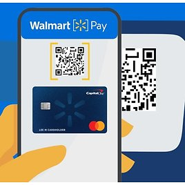 Earn 5% cash back with Walmart Pay