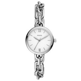 Embry 3-Hand Stainless Steel Watch