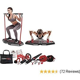 50% OFF Fusion Motion Portable Gym ONLY $99.99 + FREE Shipping at Amazon