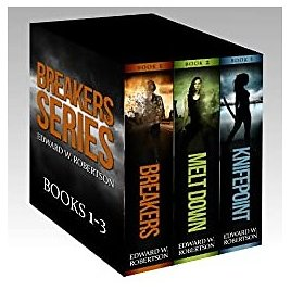 Free The Breakers Series: Books 1-3 Kindle Edition