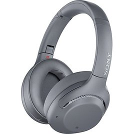 Sony - WH-XB900N Wireless Noise Cancelling Over-the-Ear Headphones - Black or Gray