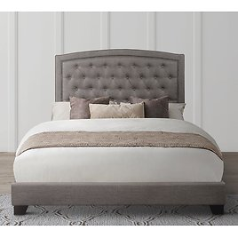 Cheap Queen Upholstered Bed Deals Queen Upholstered Bed Sales