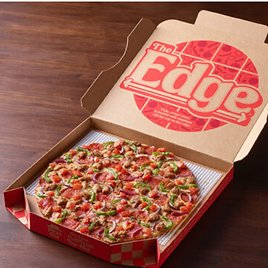 The Edge Thin-Crust Pizza Is Back!