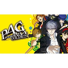 Persona 4 Golden + Free Game