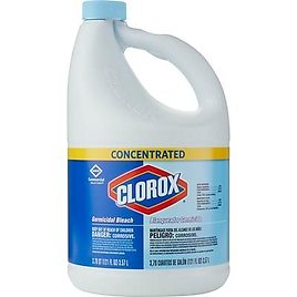 Clorox Commercial Solutions Clorox Germicidal Bleach, Concentrated, 121 Ounces (30966) | Quill.com