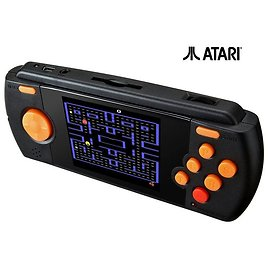 Atari Flashback Portable Game Player with 70 Pre-Loaded Games