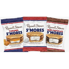 Russell Stover Has Individually Wrapped S'mores, and The Caramel One Takes It Up a Notch