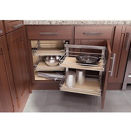 """Blind Corner Pull-Out 