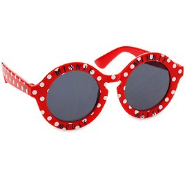 Minnie Mouse Sunglasses for Kids – Red | ShopDisney